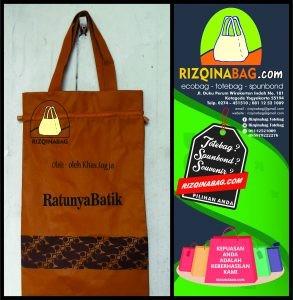 Tas Spunbond Butik Ratunya Batik (SPUN-BT-06)